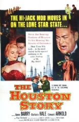 The Houston Story 1956 DVD - Gene Barry / Barbara Hale